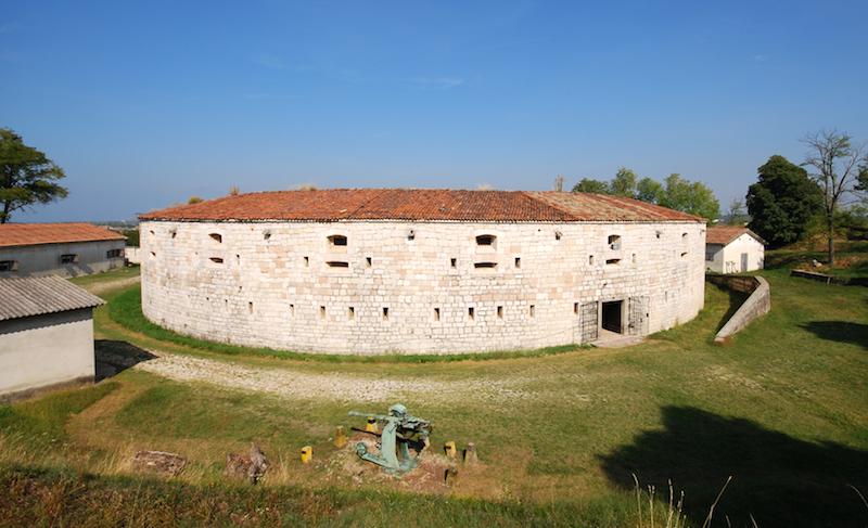 Forte Ardietti in Peschiera
