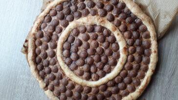 Fusion cooking: Nederlandse kruidnoten, Belgische Speculoos en een Italiaanse crostata (foto: Lotje Lomme)