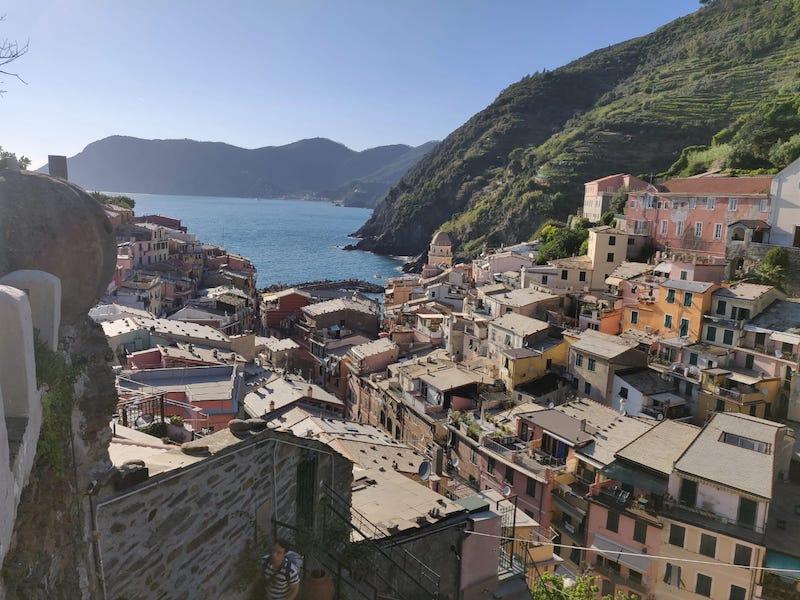 Vernazza: het mooiste van de dorpen van de Cinque Terre
