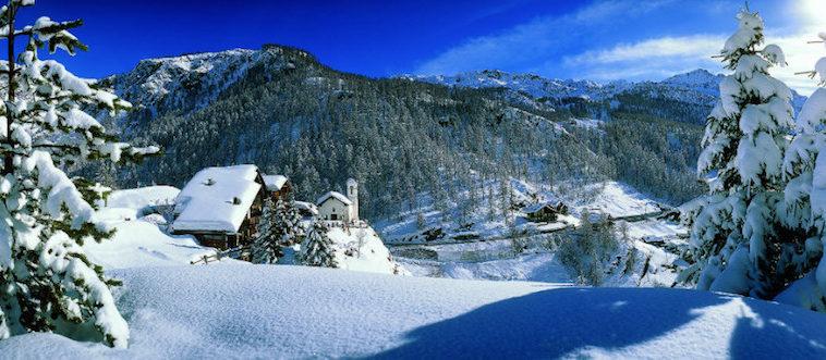 Wintersport in Valle d'Aosta