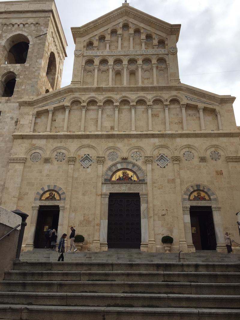 De duomo van Cagliari