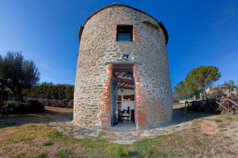 Je eigen kasteeltoren in Umbrië?