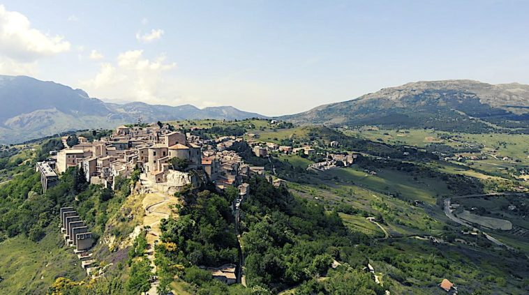 Mooiste dorp van Italië 2019 - Petralia Soprana