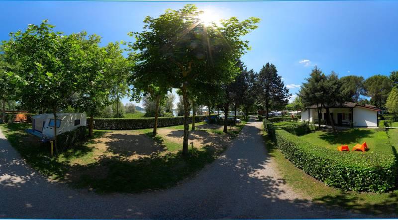 Camping Lago Maggiore in Dormelletto