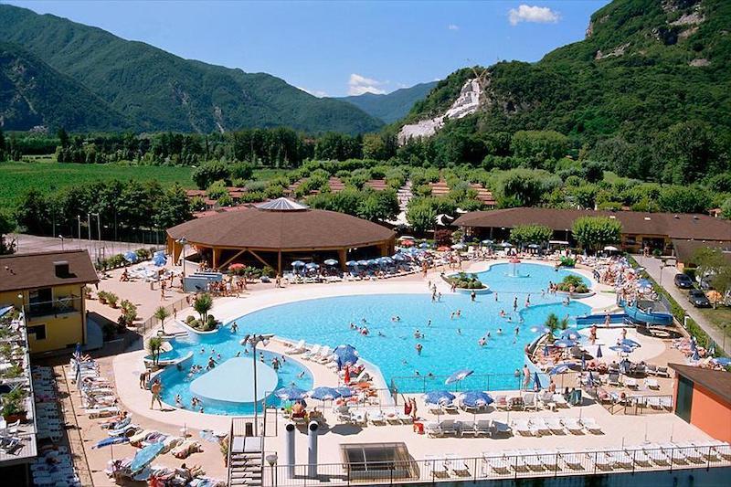 Camping Village Continental, aan het Meer van Mergozzo