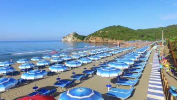 De 15 mooiste campings Toscane aan zee