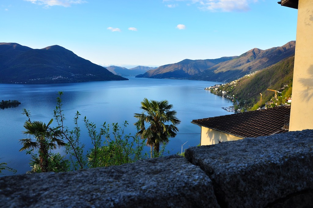 Lago Maggiore, perfect voor een kampeervakantie