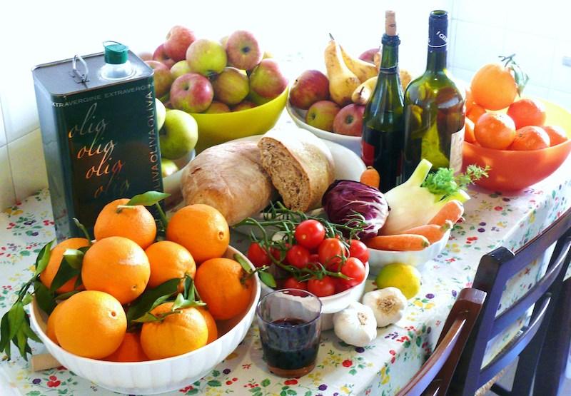 Gezond is ook het mediterrane dieet