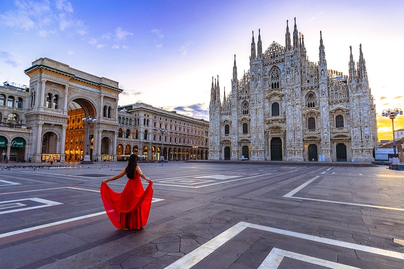Milaan: perfect voor een stedentrip