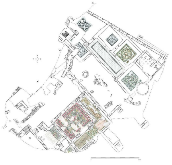 Opgravingen Piazza Ferrari in Rimini