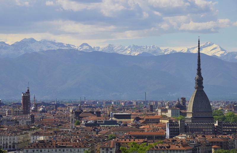 Stedentrip naar Turijn in 2019