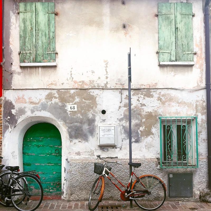 Straattafereel Rimini