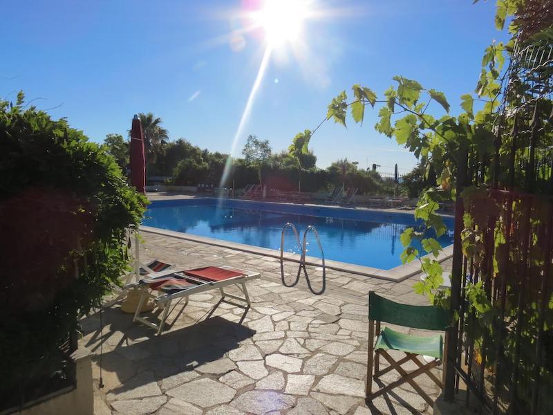 Camping Bella Vista in Campochiesa d'Albenga