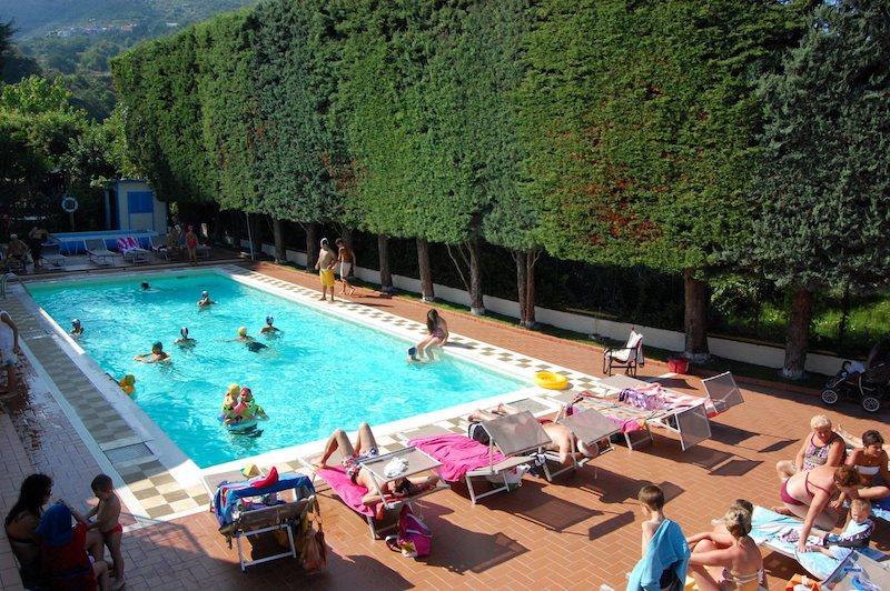 Camping dei Fiori in Pietra Liguria