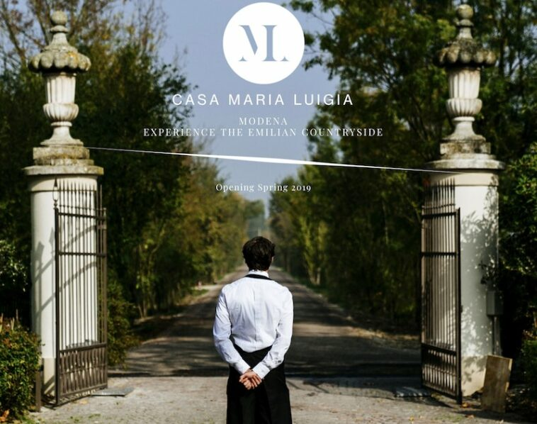 Casa Maria Luigia in Modena