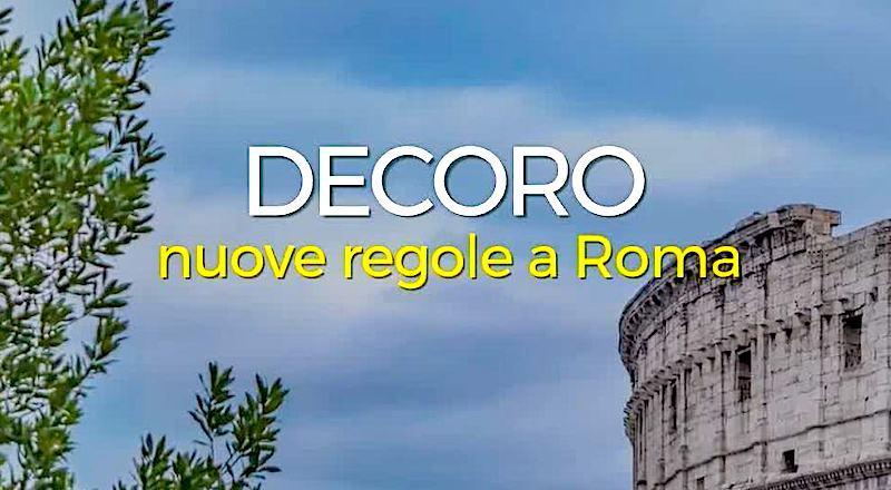 Nieuwe regels voor burgers en toeristen in Rome