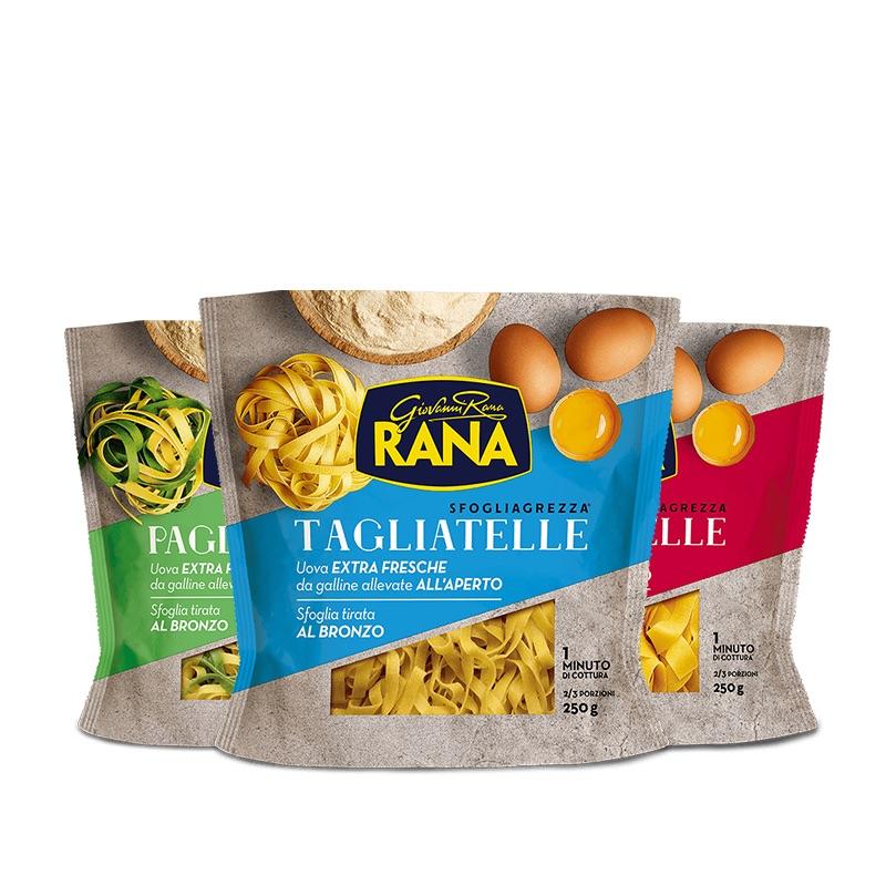Verse pasta van Rana