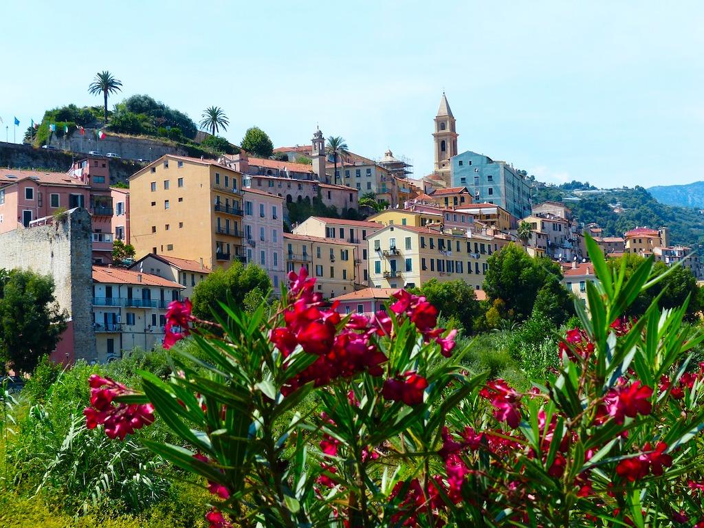 Een van de mooiste plekken in Ligurië: Ventimiglia