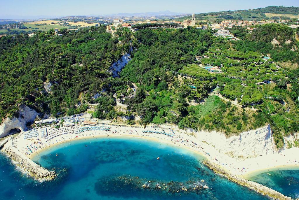 20 mooiste campings Le Marche Adriatische Zee