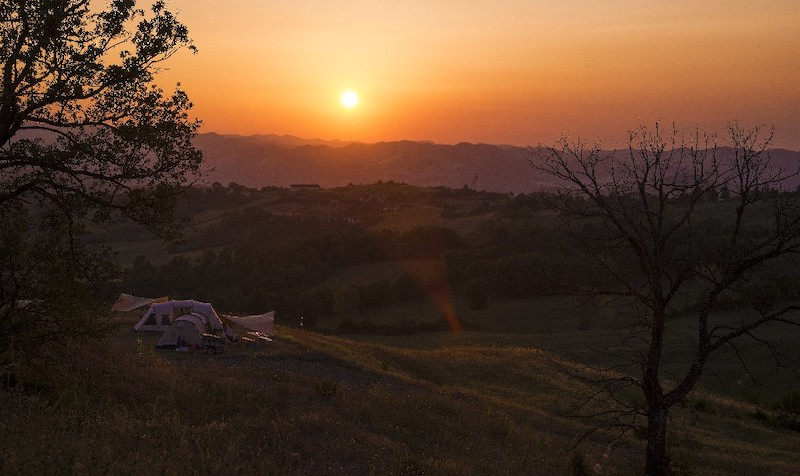 Camping Perticara -Novafeltria