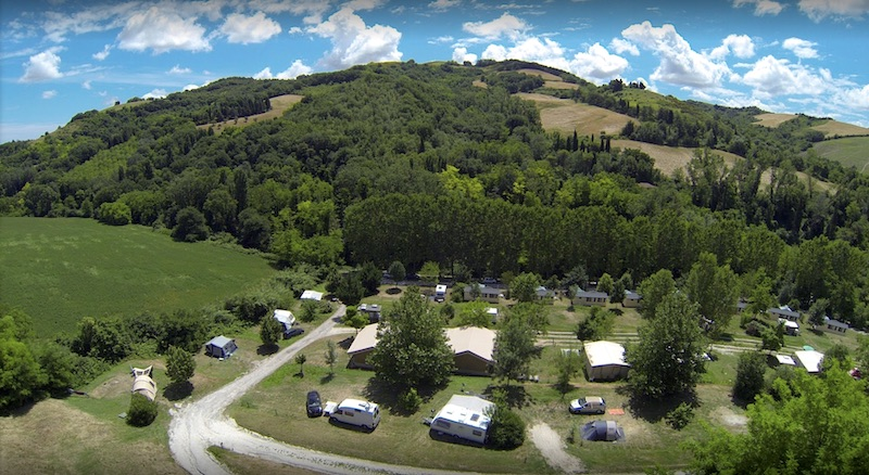 Camping Podere Sei Poorte -Monteciccardo