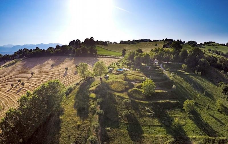 Camping Villa Valente Agriturismo -Penna San Giovanni