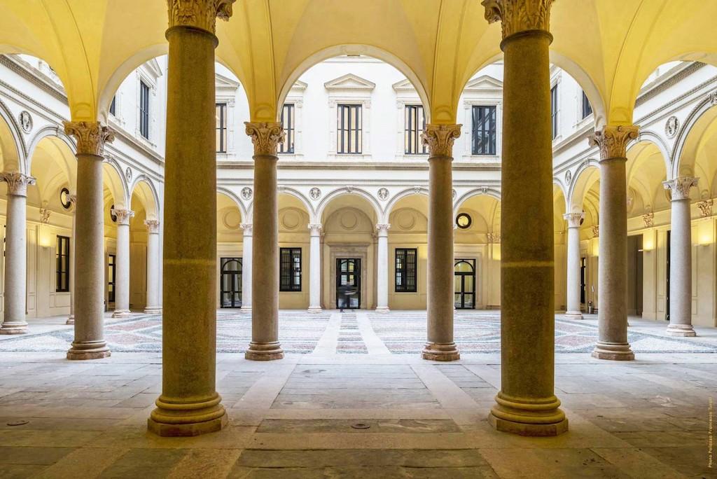 Palazzo Turatti Milaan