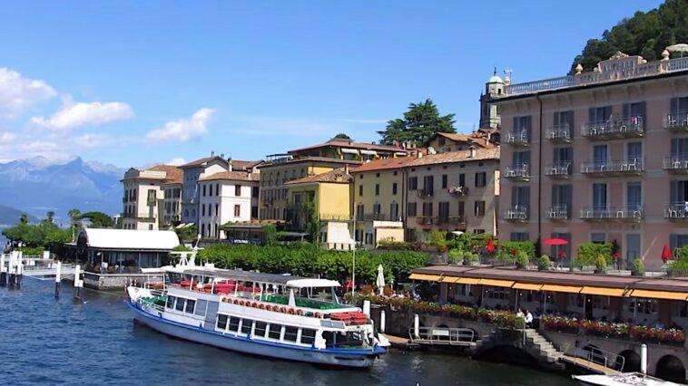 Bellagio aan het Comomeer - een van de mooiste plekken in Lombardije