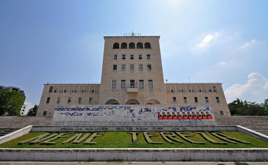 Casa del Fascio Tirana