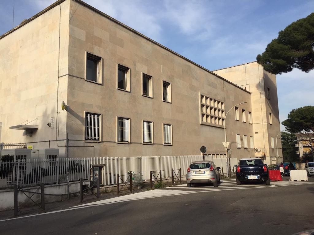 Casa della GIL Viale Adriatico Roma 1