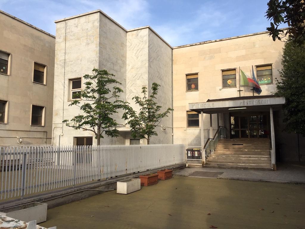 Casa della GIL Viale Adriatico Roma 2