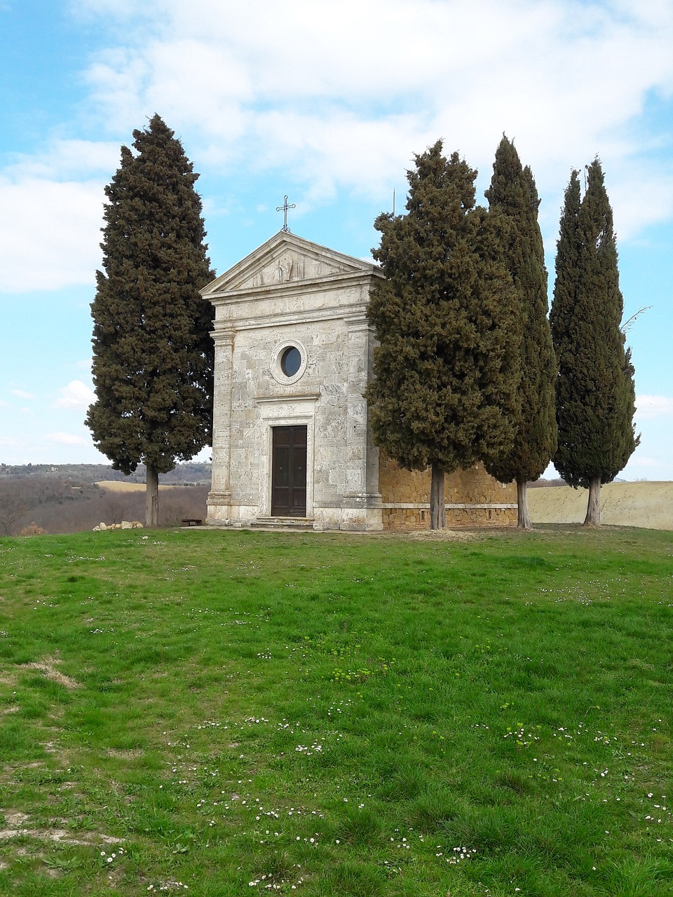 Het kapelletje van Toscane