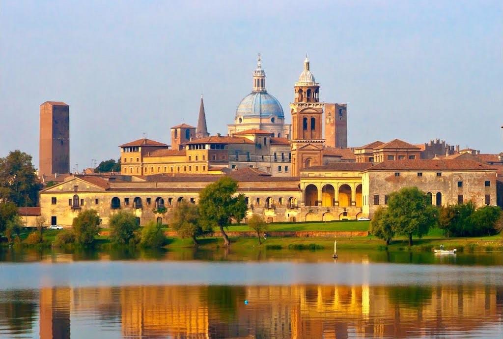 Mantua in Lombardije