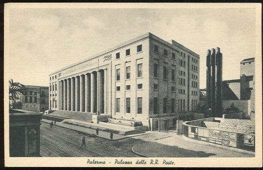 Palazzo delle Poste Palermo