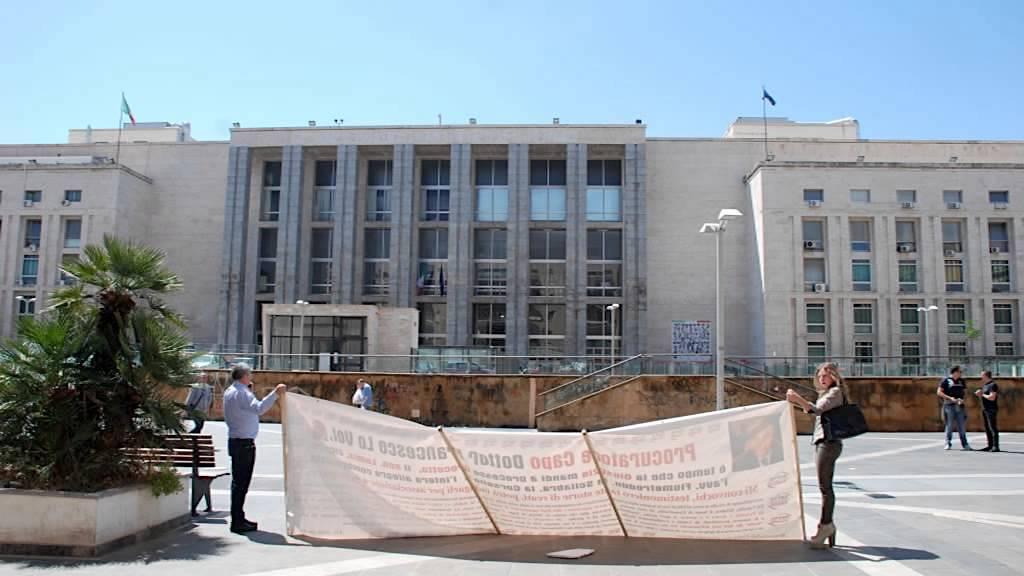 Palazzo di Giustizia Palermo