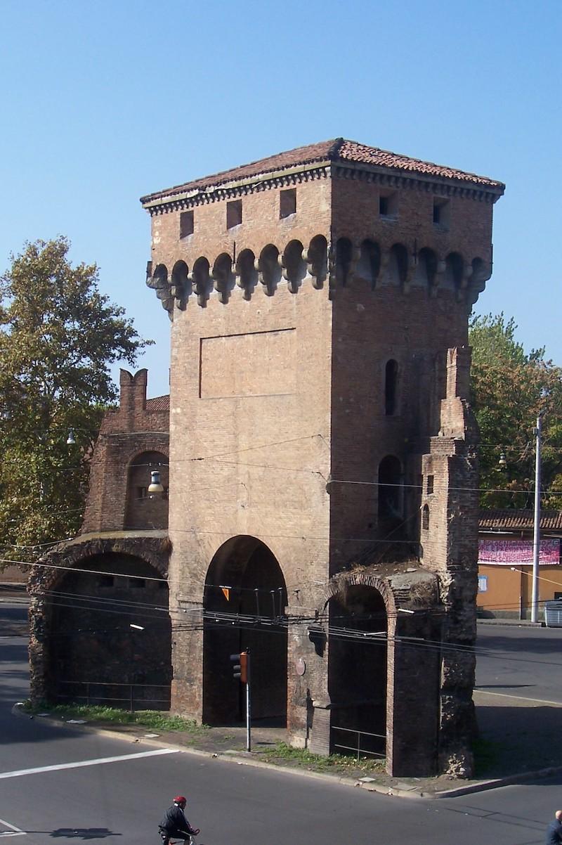 Porta San Felica in Bologna