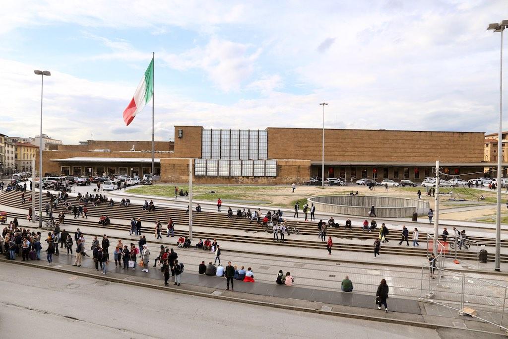 Stazione Santa Maria Novella Florence