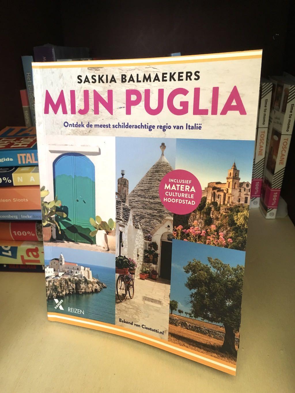 Mijn Puglia van Saskia Balmaekers