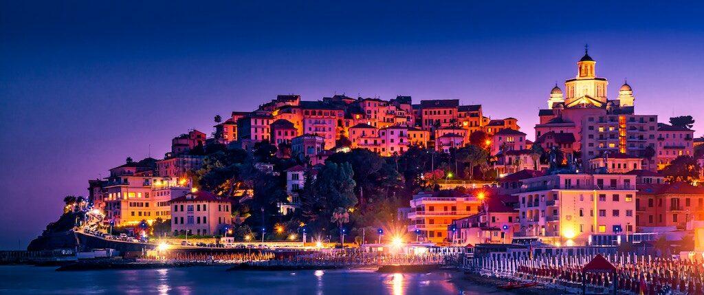 Imperia: een van de mooiste plekken in Ligurië