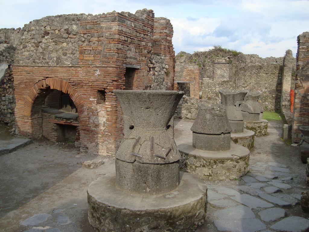 Bakkerij in Pompeï