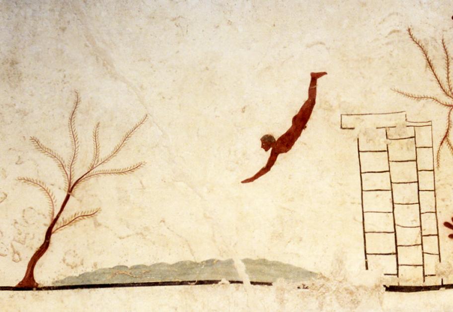 De Duiker van Paestum