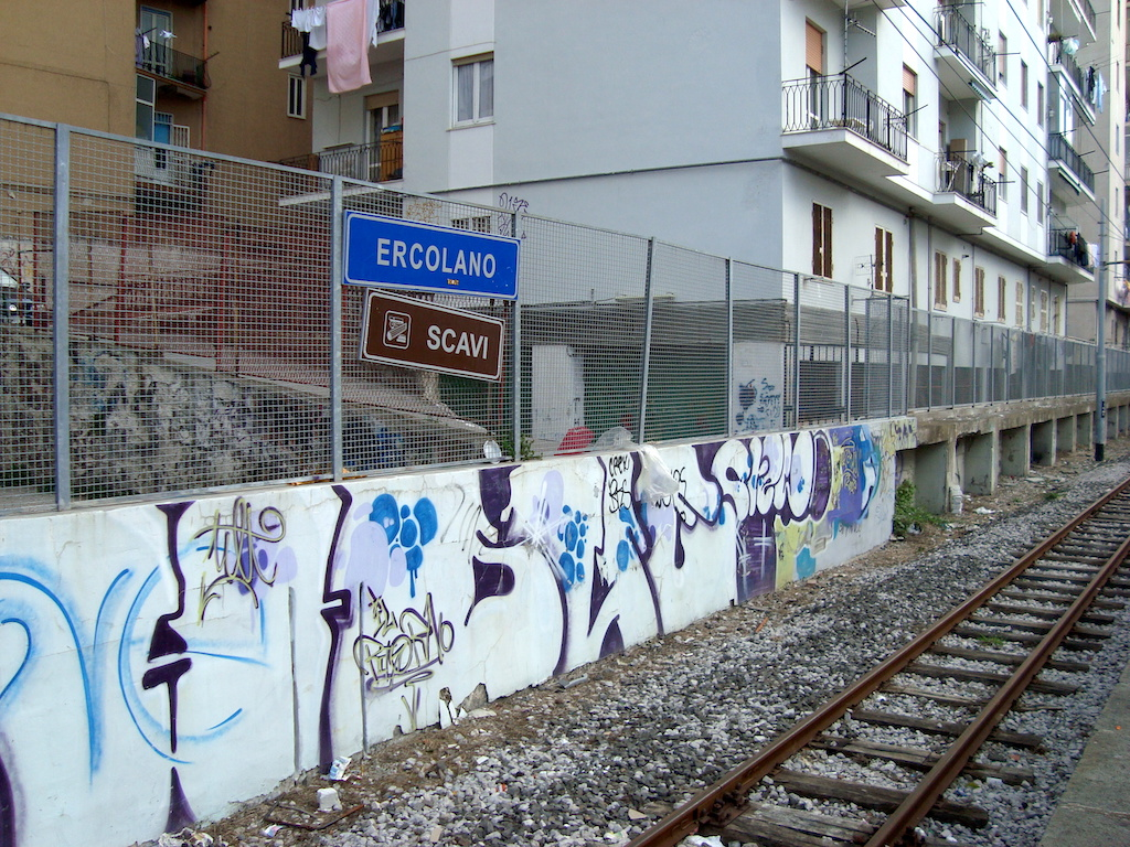 Stazione Ercolano