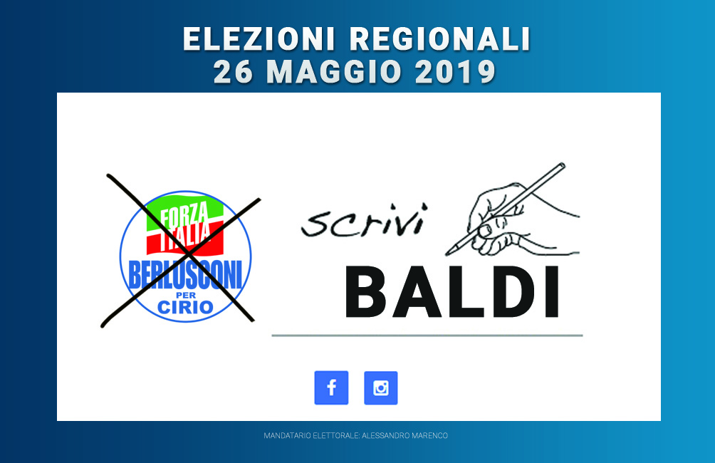 stemmen in Italië