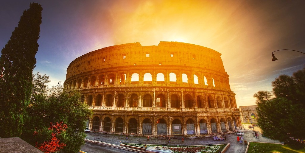 7 tips om de hitte in Rome te overleven