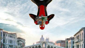 Spider-Man in Venetië
