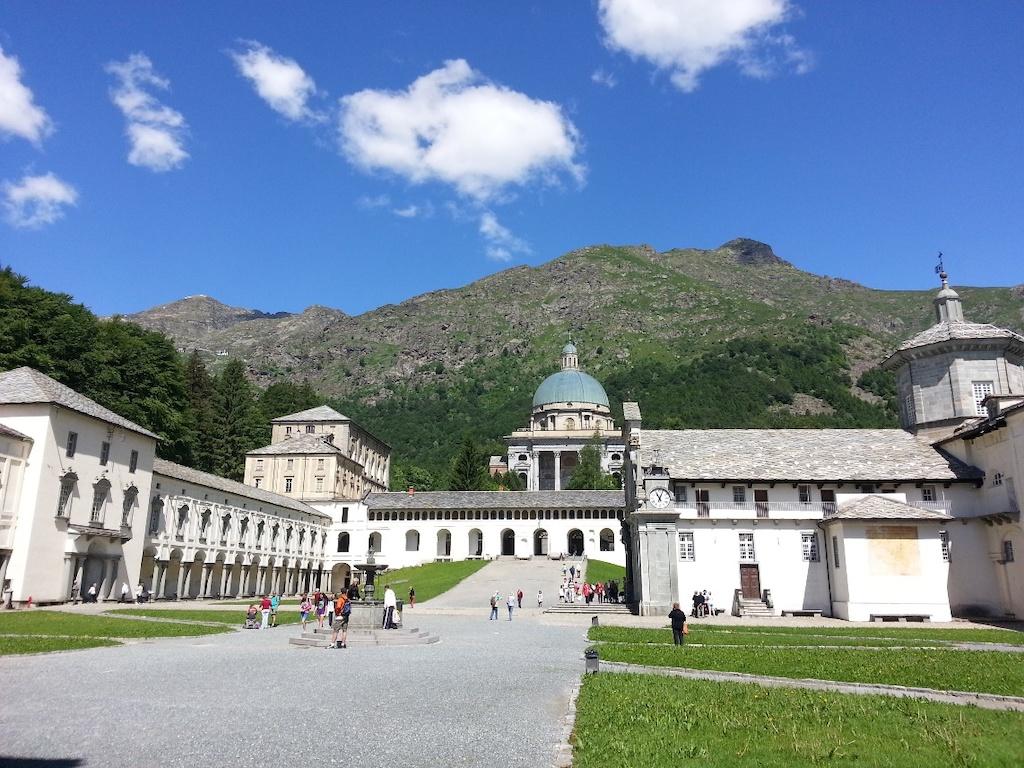 Het Klooster van Oropa
