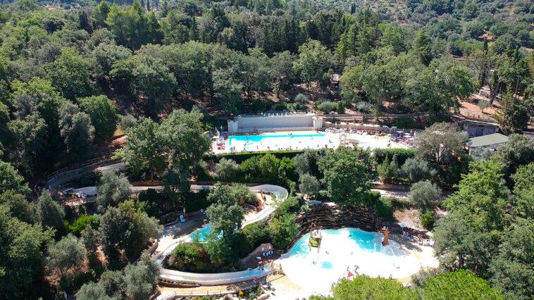 Aqua River - langste glijbaan camping Italië