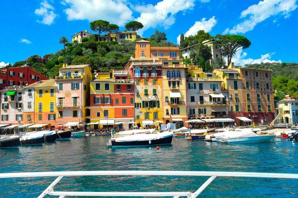 Het mondaine Portofino is een van de mooiste plekken in Ligurië