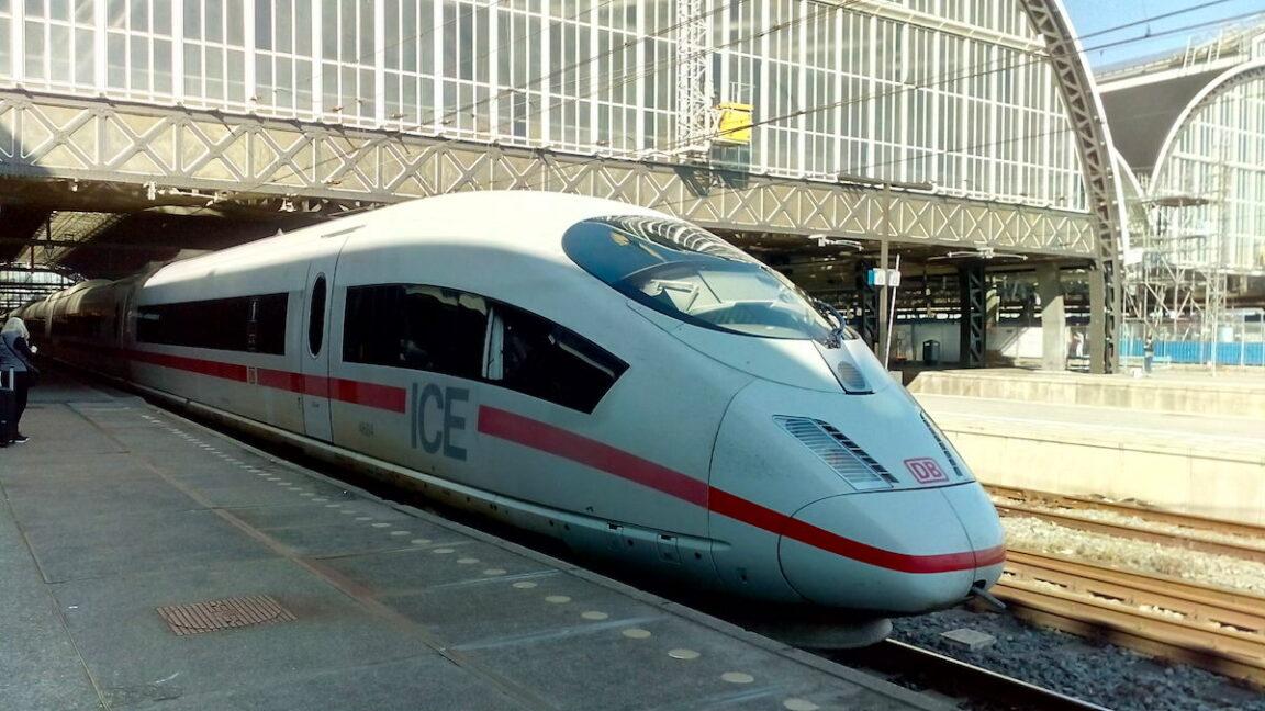 Trein Italië