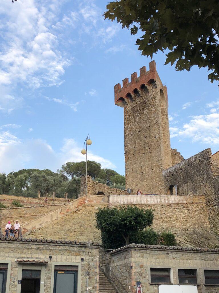 La Rocca in Passignano sul Trasimeno